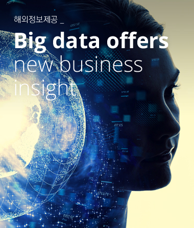 Big data offers new business insight